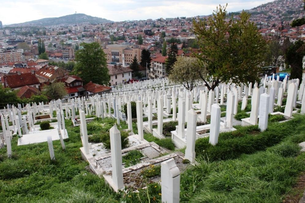 Cmentarz Alifakovac